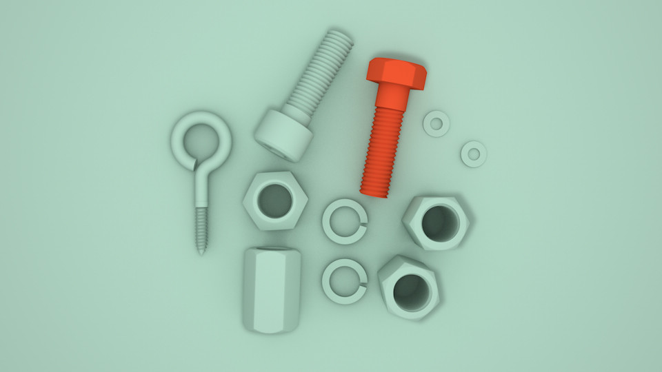 Nuts and Bolts of Presentation design